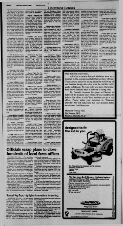 Athens News Courier, October 19, 2005, Page 12