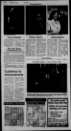 Athens News Courier, October 19, 2005, Page 44
