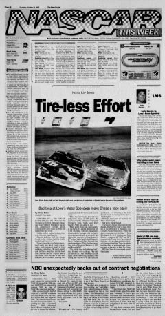 Athens News Courier, October 20, 2005, Page 27