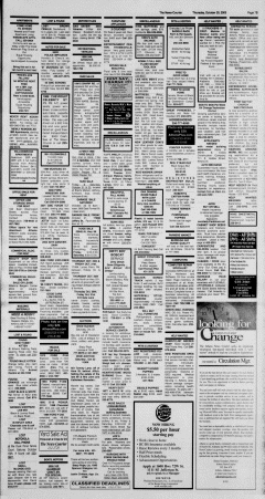 Athens News Courier, October 20, 2005, Page 37
