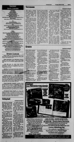 Athens News Courier, October 20, 2005, Page 30