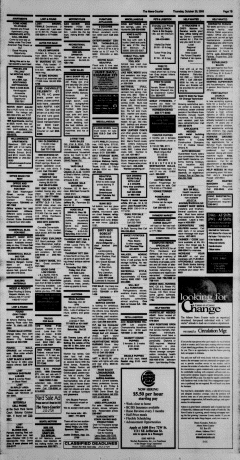 Athens News Courier, October 20, 2005, Page 38