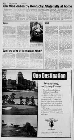 Athens News Courier, October 23, 2005, Page 47