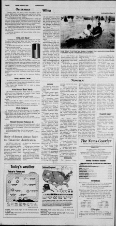 Athens News Courier, October 25, 2005, Page 3