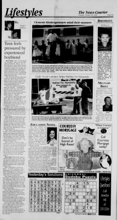Athens News Courier, October 25, 2005, Page 11