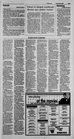 Athens News Courier, October 25, 2005, Page 10