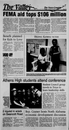 Athens News Courier, October 25, 2005, Page 14