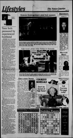 Athens News Courier, October 25, 2005, Page 16