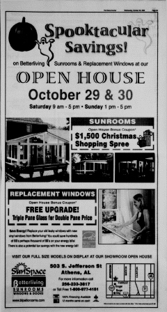 Athens News Courier, October 26, 2005, p. 18