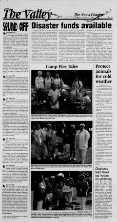 Athens News Courier, October 27, 2005, p. 7
