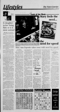 Athens News Courier, October 27, 2005, p. 15