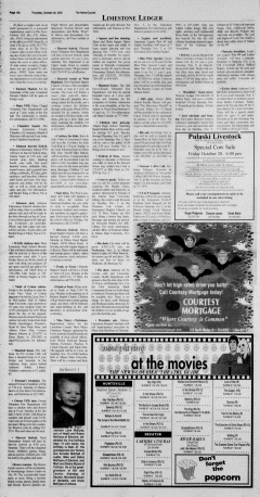 Athens News Courier, October 27, 2005, p. 17
