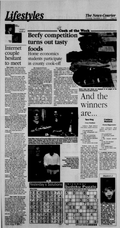 Athens News Courier, November 03, 2005, Page 18