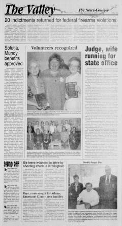 Athens News Courier, November 04, 2005, Page 9