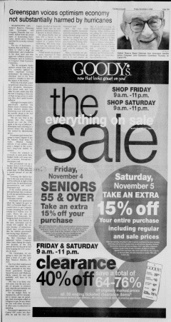 Athens News Courier, November 04, 2005, Page 25