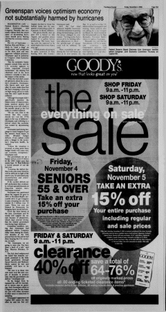 Athens News Courier, November 04, 2005, Page 26