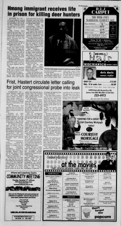 Athens News Courier, November 09, 2005, Page 13