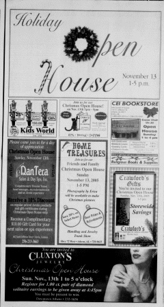 Athens News Courier, November 09, 2005, Page 45