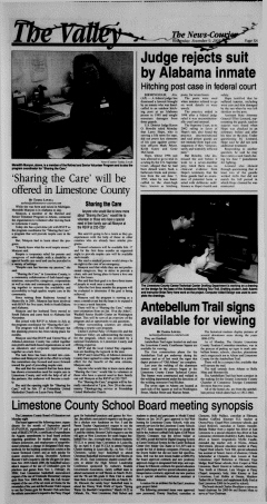 Athens News Courier, November 09, 2005, Page 10