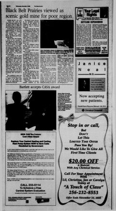 Athens News Courier, November 09, 2005, Page 12
