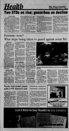 Athens News Courier, November 09, 2005, Page 16