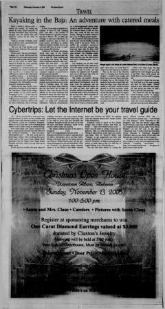 Athens News Courier, November 09, 2005, Page 24