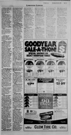 Athens News Courier, November 09, 2005, Page 26