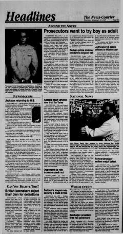 Athens News Courier, November 10, 2005, Page 12