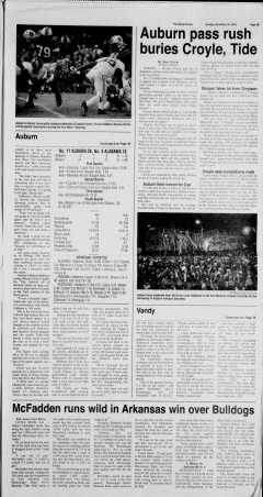 Athens News Courier, November 20, 2005, Page 37
