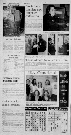 Athens News Courier, November 23, 2005, Page 51