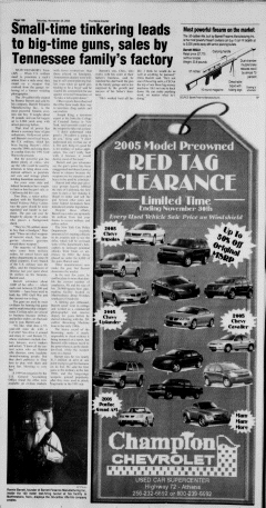 Athens News Courier, November 26, 2005, Page 35
