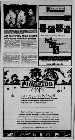 Athens News Courier, November 26, 2005, Page 32