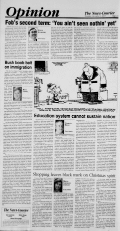 Athens News Courier, December 01, 2005, Page 7