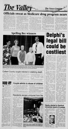 Athens News Courier, December 01, 2005, Page 9