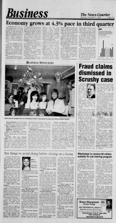 Athens News Courier, December 01, 2005, Page 21