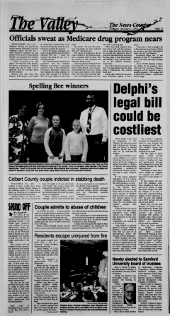 Athens News Courier, December 01, 2005, Page 10