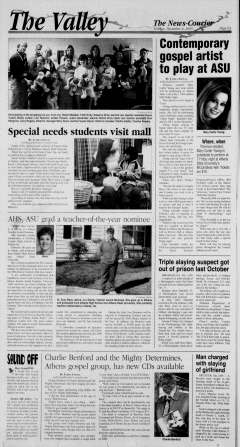 Athens News Courier, December 04, 2005, Page 11