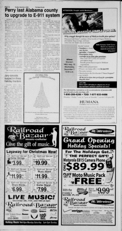 Athens News Courier, December 04, 2005, Page 27