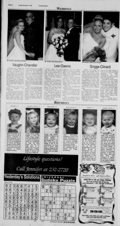 Athens News Courier, December 04, 2005, Page 51