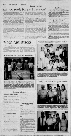 Athens News Courier, December 04, 2005, Page 55
