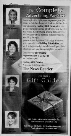 Athens News Courier, December 04, 2005, Page 87