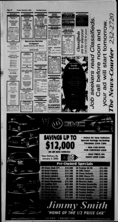 Athens News Courier, December 04, 2005, Page 80