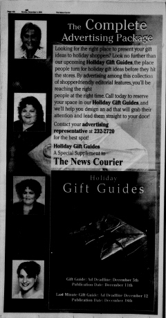 Athens News Courier, December 04, 2005, Page 88