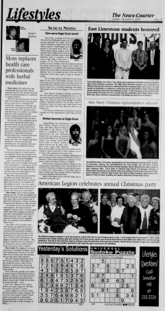 Athens News Courier, December 06, 2005, Page 13