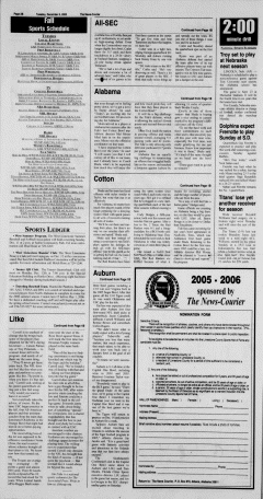 Athens News Courier, December 06, 2005, Page 19