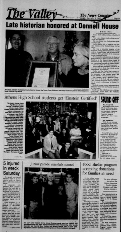 Athens News Courier, December 06, 2005, Page 10