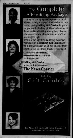 Athens News Courier, December 06, 2005, Page 32