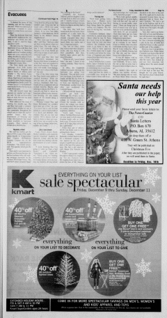 Athens News Courier, December 09, 2005, Page 13