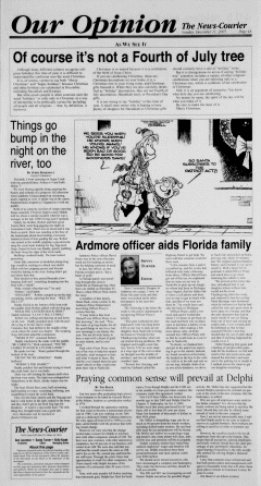 Athens News Courier, December 11, 2005, Page 7