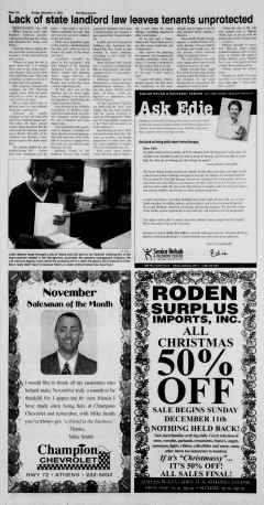 Athens News Courier, December 11, 2005, Page 23
